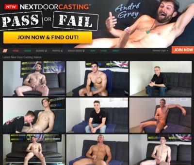 casting gay porn video sex men amateur guys