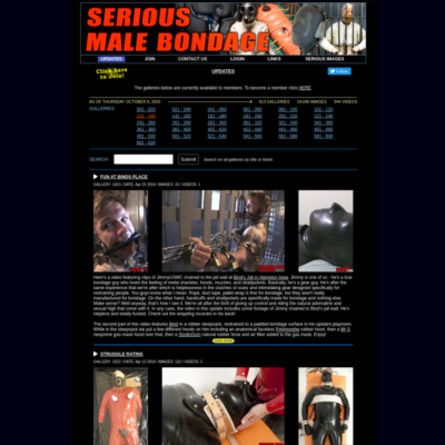 serious male bondage bdsm extreme fetish