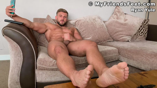 ryan yule scottish naked muscle